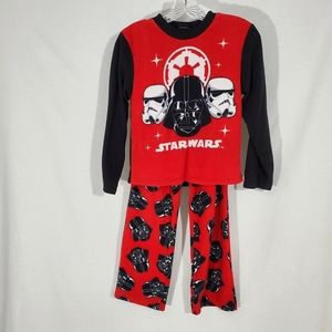 Star Wars Darth Vader Fleece Pajama Set